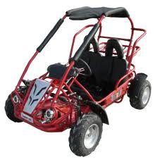 Compare Hammerhead HH MudHead Go Kart vs TrailMaster 150 XRX