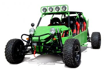 Compare BMS Power Buggy 1100CC (4 Seater) Dune Buggy vs