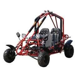 Compare TrailMaster Mini XRX Go Kart vs Kandi 150 KD-150GKA